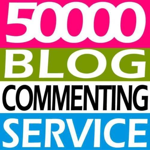 50,000+++blog comment backlinks*** Best SEO Provider on eBay***